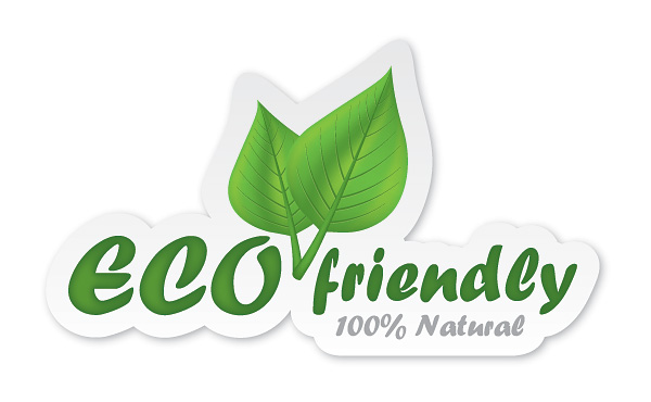 eco friendly sticker